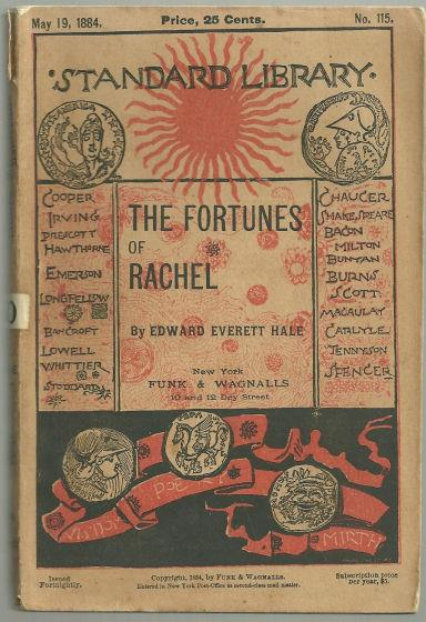 FORTUNES OF RACHEL, Hale, Edward Everett