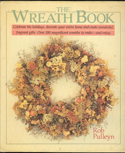 WREATH BOOK, Pulleyn, Rob