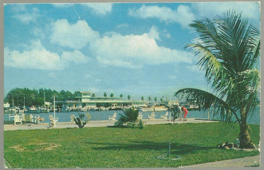 PLAYGROUNDS AND PARKS, CLEARWATER BEACH, FLORIDA, Postcard