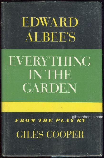 Image for EVERYTHING IN THE GARDEN From the Play by Giles Cooper