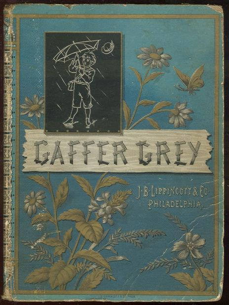 GAFFER GREY AND OTHER STORIES FOR THE YOUNG Selected from the Playmate, Uncle Herbert editor