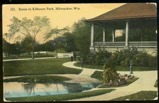 Image for SCENE KILBOURN PARK, MILWAUKEE, WISCONSIN