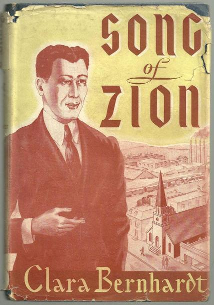 SONG OF ZION, Bernhardt, Clara