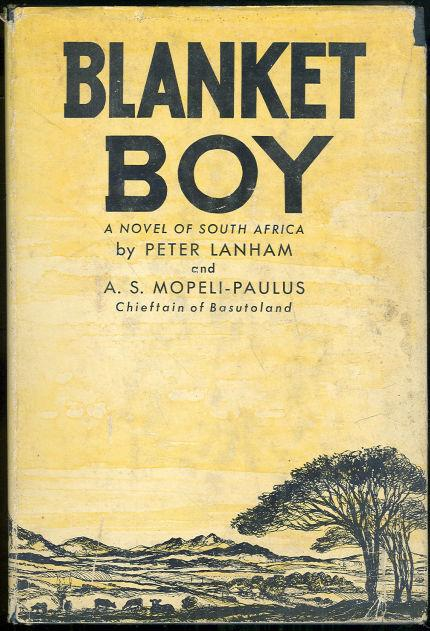 BLANKET BOY, Lanham, Peter