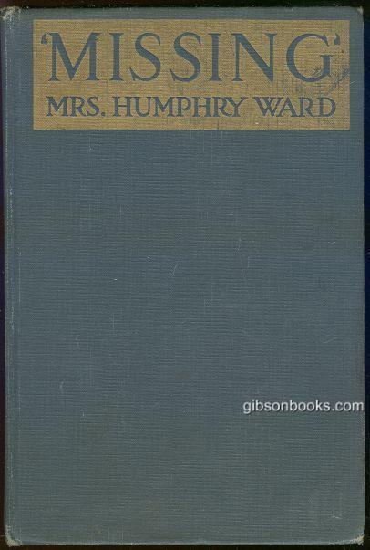 MISSING, Ward, Mrs. Humphrey
