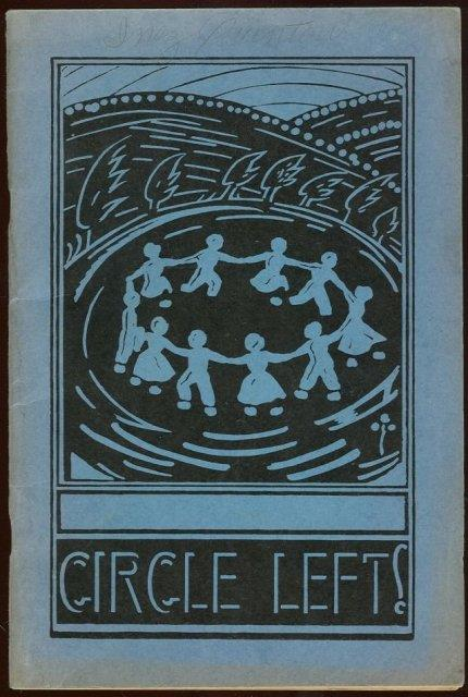 CIRCLE LEFT Folk-Play of the Kentucky Mountains, Skean, Marion Holcomb Collected by