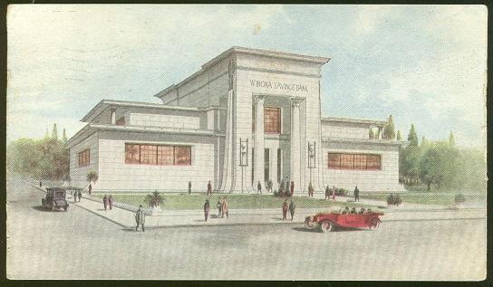 Image for WINONA SAVINGS BANK, WINONA, MINNESOTA