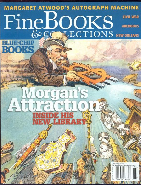 Image for FINE BOOKS AND COLLECTIONS MAGAZINE MAY/JUNE 2006