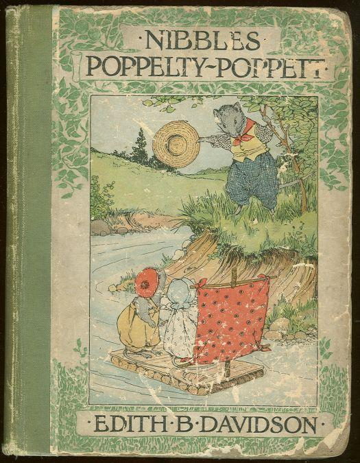 NIBBLES POPPELTY-POPPETT, Davidson, Edith