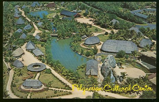Image for POLYNESIAN CULTURAL CENTER, OAHU, HAWAII