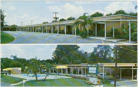 Image for MID-LAKES MOTEL, LEESBURG, FLORIDA