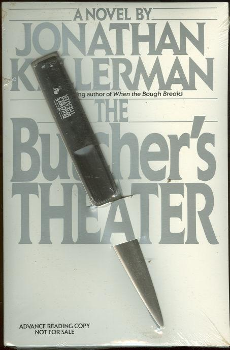 BUTCHER'S THEATER, Kellerman, Jonathan
