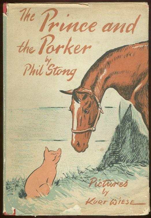 PRINCE AND THE PORKER, Stong, Phil