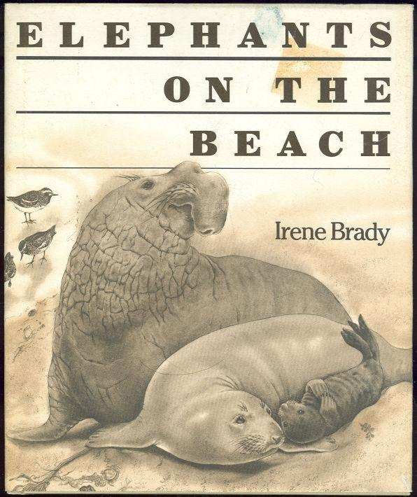 ELEPHANTS ON THE BEACH, Brady, Irene