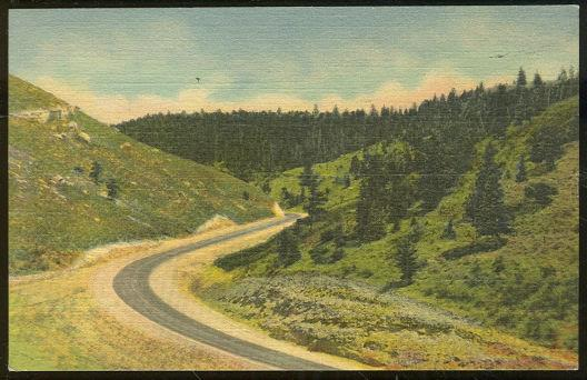Image for TELEPHONE CANON, HIGHWAY US 30, LARAMIE, WYOMING