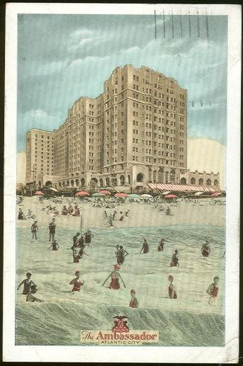 Image for AMBASSADOR, ATLANTIC CITY, NEW JERSEY