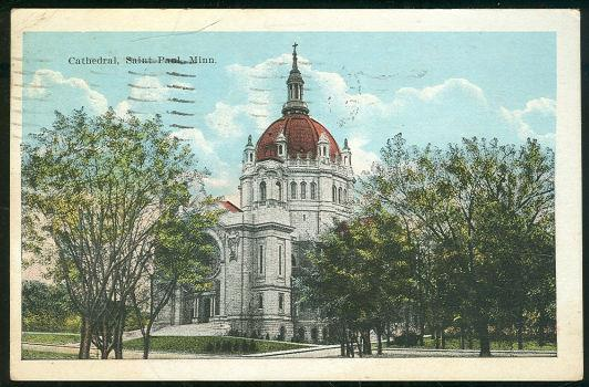 Image for CATHEDRAL, SAINT PAUL, MINNESOTA