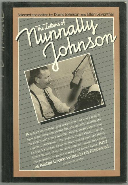 LETTERS OF NUNNALLY JOHNSON, Johnson, Nunnally