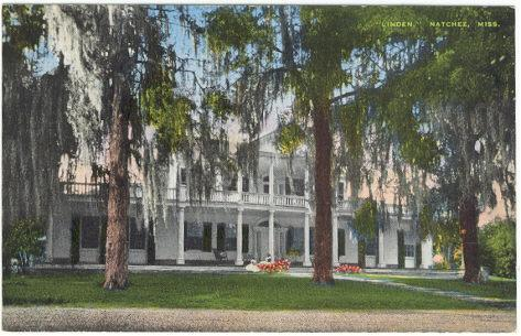 Image for LINDEN HOUSE IN NATCHEZ, MISSISSIPPI