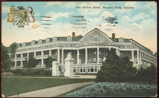 Image for CLIFTON HOTEL, NIAGARA FALLS, CANADA