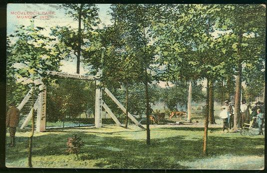 Image for MCCULLOCH PARK, MUNCIE, INDIANA