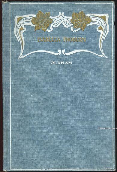 ISABELLA THOBURN, Oldham, William