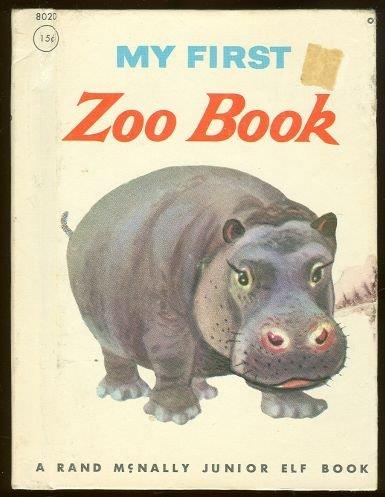 Image for MY FIRST ZOO BOOK