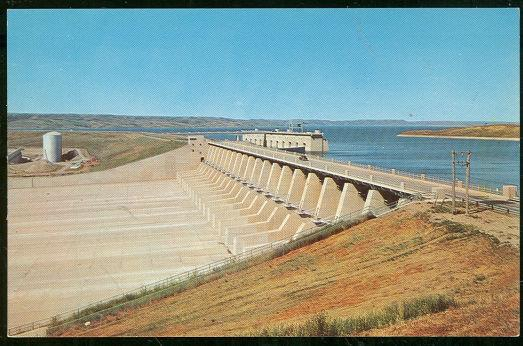 Image for FORT RANDALL DAM AND RESERVOIR, PICKSTOWN, SOUTH DAKOTA