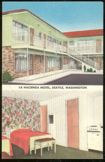 Image for LA HACIENDA MOTEL SEATTLE, WASHINGTON