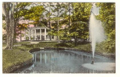 Image for GLEN IRIS INN, CASTILE, NEW YORK