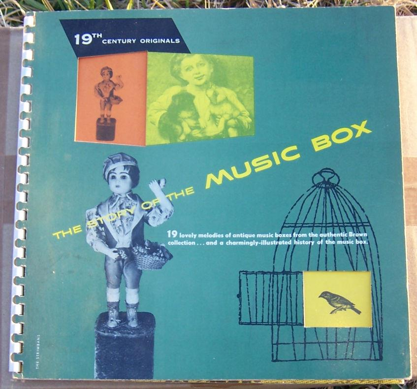 Image for STORY OF THE MUSIC BOX
