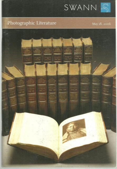 Image for PHOTOGRAPHIC LITERATURE, SALE 2080 MAY 18, 2006