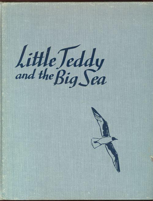 LITTLE TEDDY AND THE BIG SEA, Tate, Elizabeth