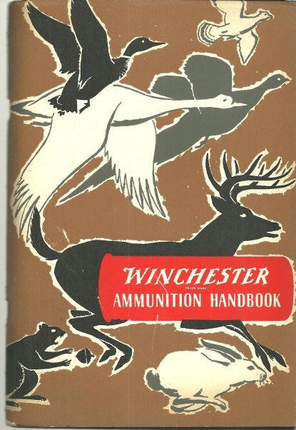 Image for WINCHESTER-WESTERN AMMUNITION HANDBOOK