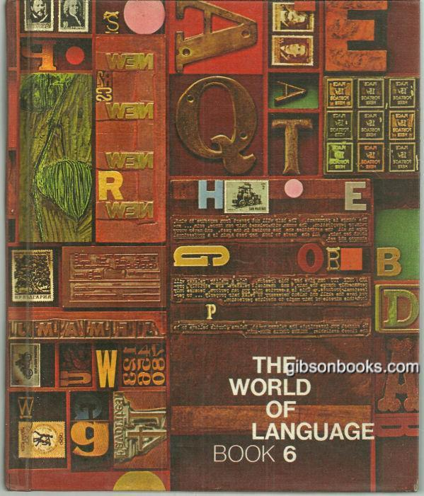 Image for WORLD OF LANGUAGE BOOK 6
