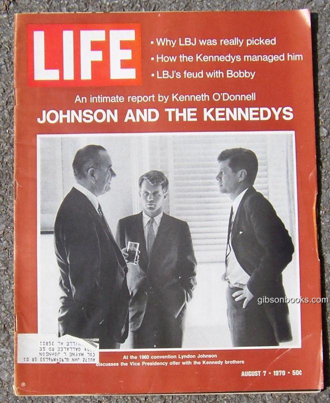 LIFE MAGAZINE AUGUST 7, 1970, Life Magazine