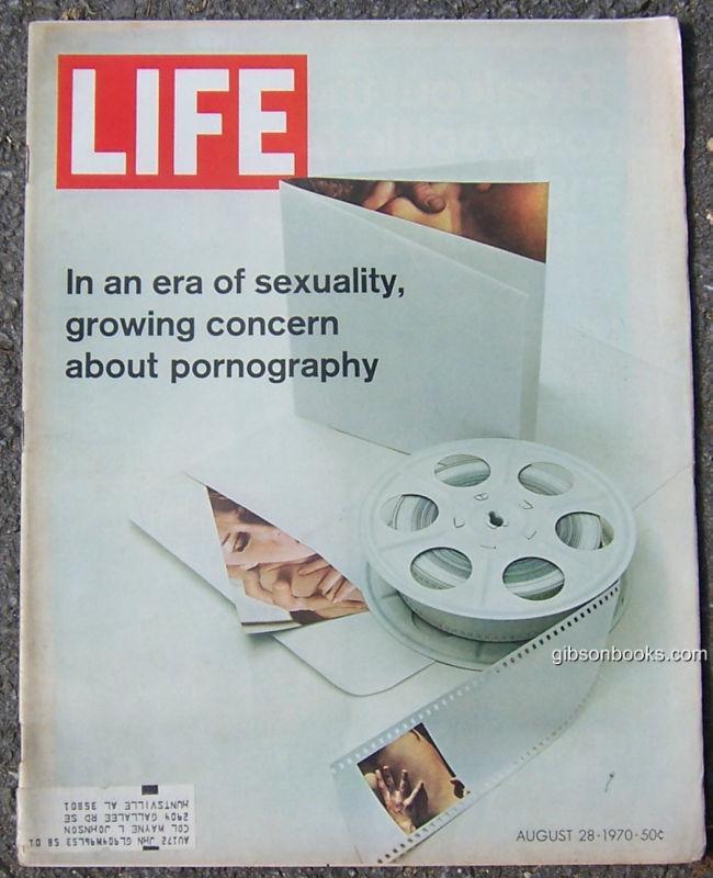 LIFE MAGAZINE AUGUST 28, 1970, Life Magazine