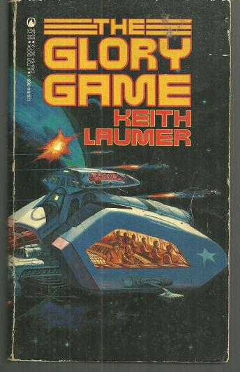 GLORY GAME, Laumer, Keith