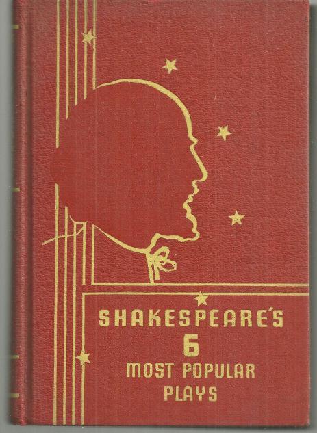 SHAKESPEARE'S MOST POPULAR PLAYS, Shakespeare, William