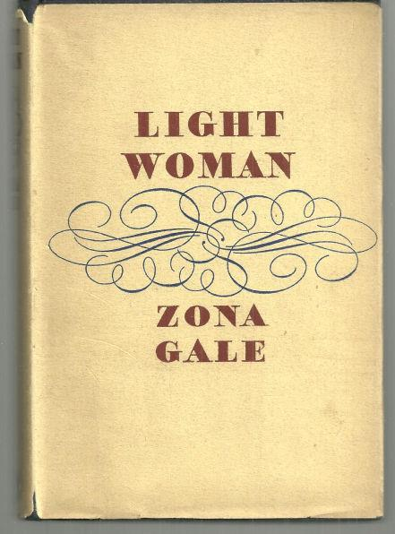 LIGHT WOMAN, Gale, Zona