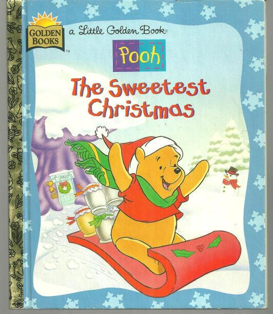 Image for POOH THE SWEETEST CHRISTMAS