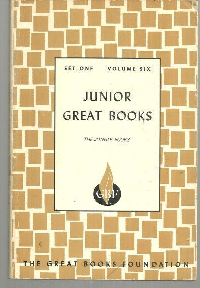 JUNGLE BOOKS Set One Volume Six, Kipling, Rudyard