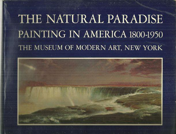 Image for NATURAL PARADISE Painting in America, 1800-1950