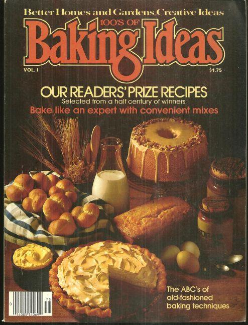 Image for 100'S OF BAKING IDEAS Our Reader's Prize Recipes