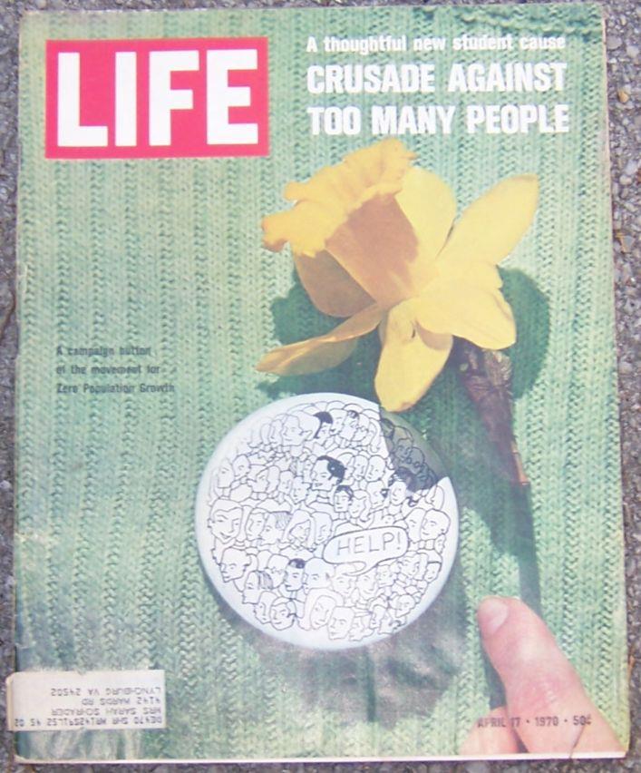 LIFE MAGAZINE APRIL 17, 1970, Life Magazine