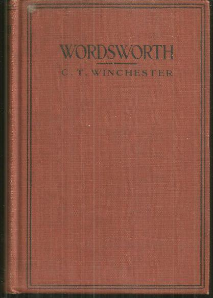 Image for WILLIAM WORDSWORTH, HOW TO KNOW HIM WITH PORTRAIT