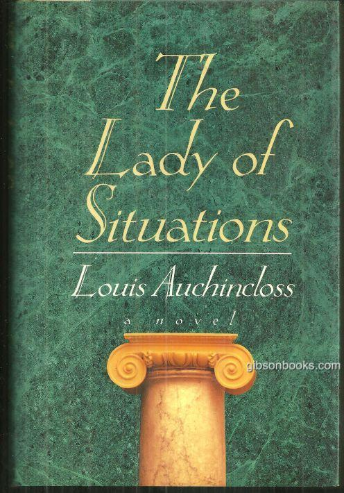 LADY OF SITUATIONS, Auchincloss, Louis
