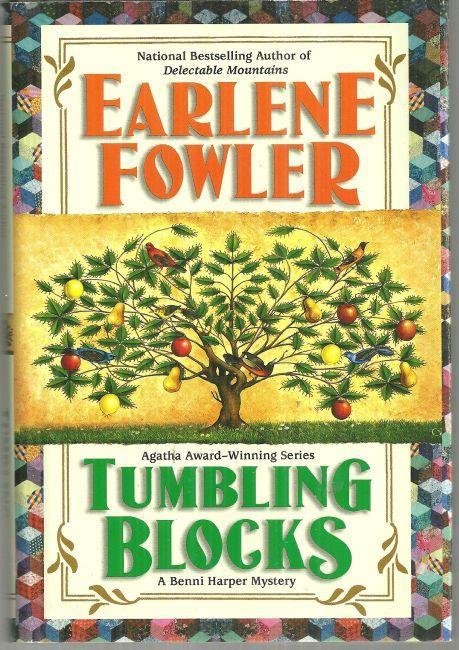 TUMBLING BLOCKS, Fowler, Earlene