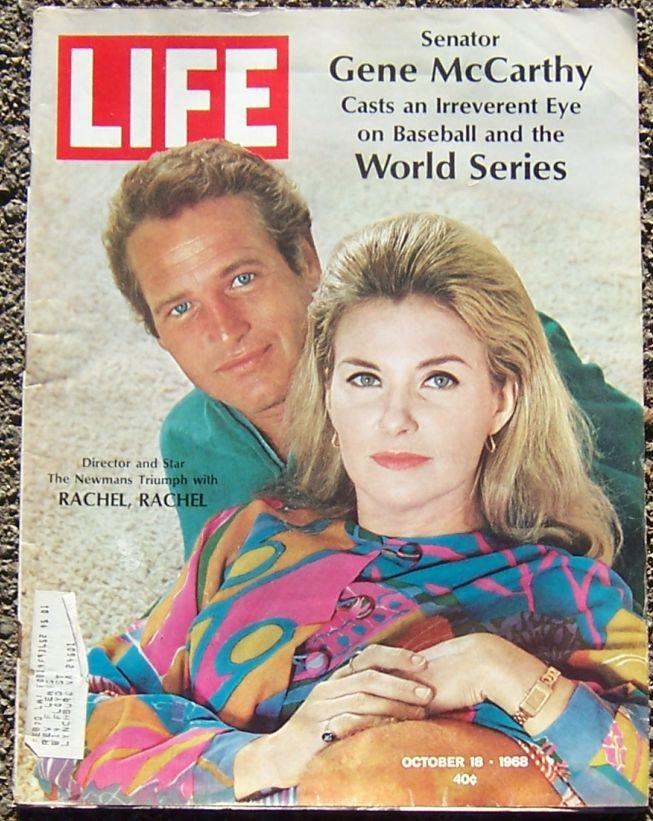 Image for LIFE MAGAZINE OCTOBER 18, 1968