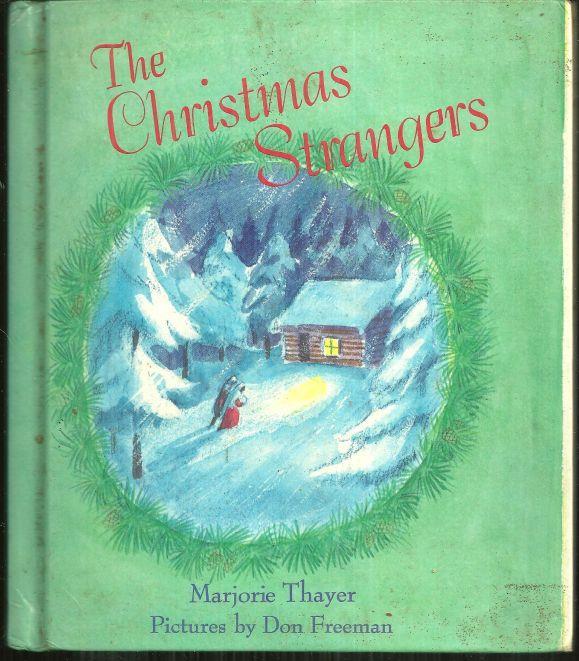 CHRISTMAS STRANGERS, Thayer, Marjorie